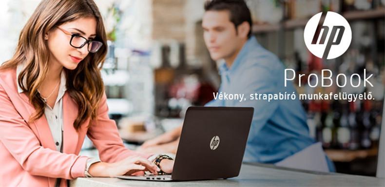 HP Probook 5 év garanciával!