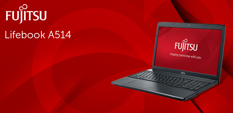 Fujitsu A514 laptop