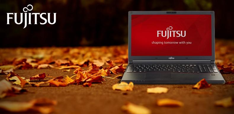 Fujitsu Lifebook E554 laptop