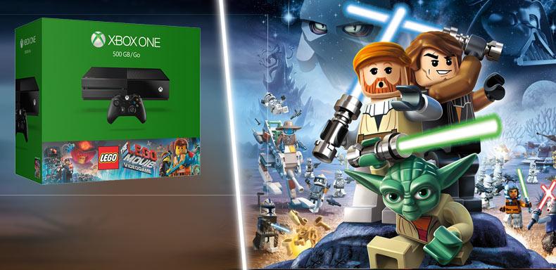 Xbox One + Lego Movie