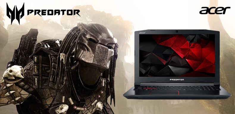 Acer Predator Helios gamer laptop