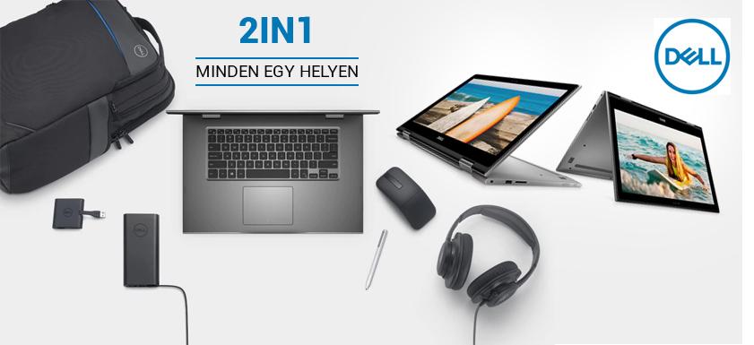 Dell 2in1 laptopok