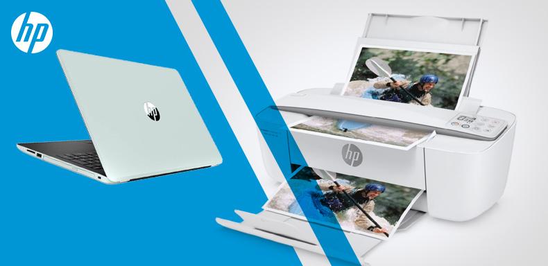 HP laptopokhoz nyomtató akció!