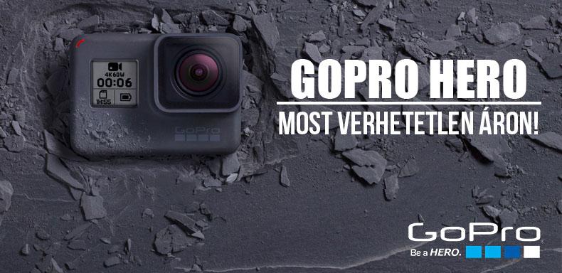 GoPro akció