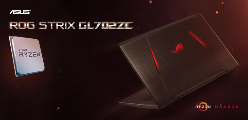 ASUS ROG Strix asztali RYZEN CPU