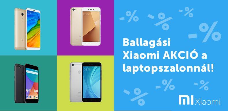 Xiaomi akciók