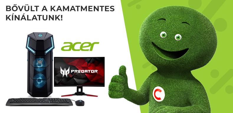 PC+monitor 0% THM akció