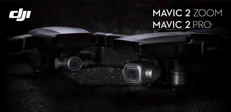 DJI Mavic 2 Zoom és Pro