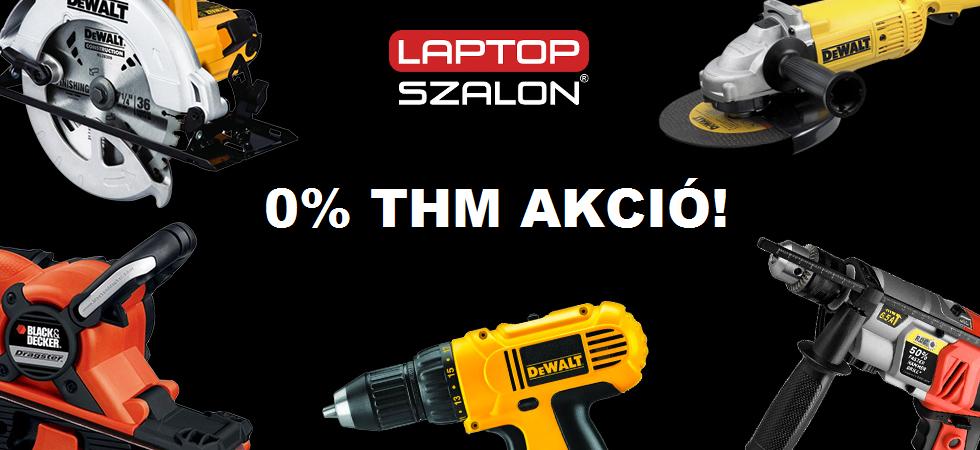 0%THM barkács eszközökre