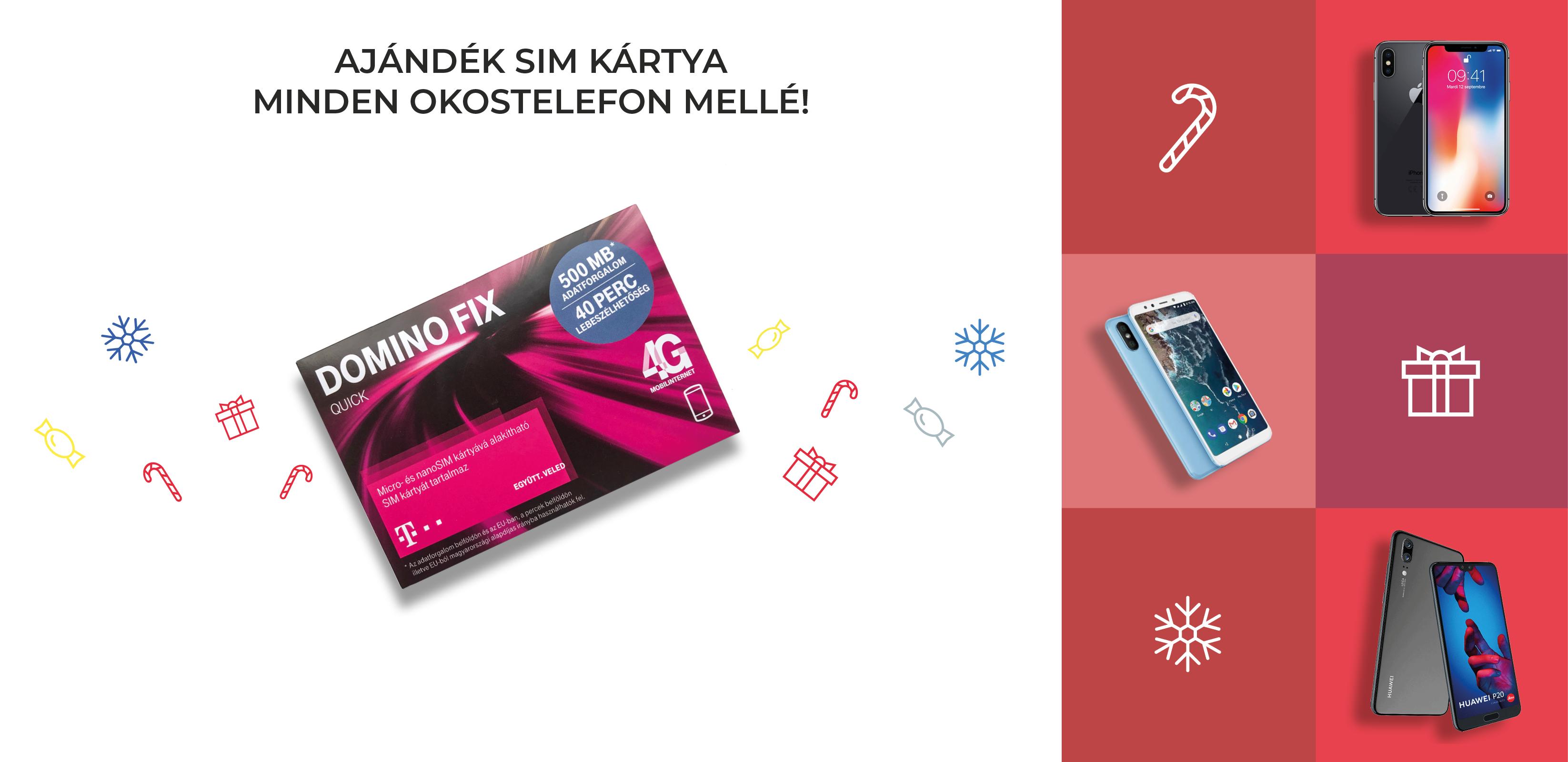 Ajándék SIM kártya