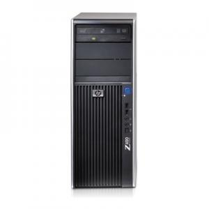 HP PC Workstation Z400 használt Gamer PC