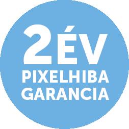 Kiterjesztett pixelhiba garancia (2év)