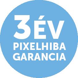 Kiterjesztett pixelhiba garancia (3év)