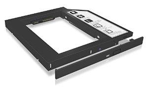 Icy Box IB-AC640 HDD/SSD SLIM beépítő keret külső ODD kiegészítő nélkül