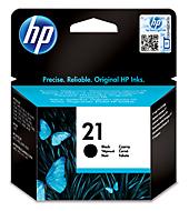 HP 21 fekete tintapatron