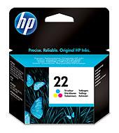 HP 22 színes tintapatron