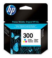 HP 300 színes tintapatron