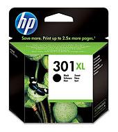 HP 301XL fekete tintapatron