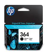 HP 364 fekete tintapatron