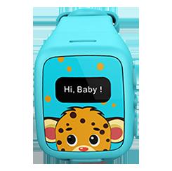 KidFit Intelligens Gyerekóra - Kék (W268C)