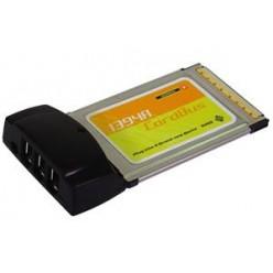 PCMCIA FireWire kártya