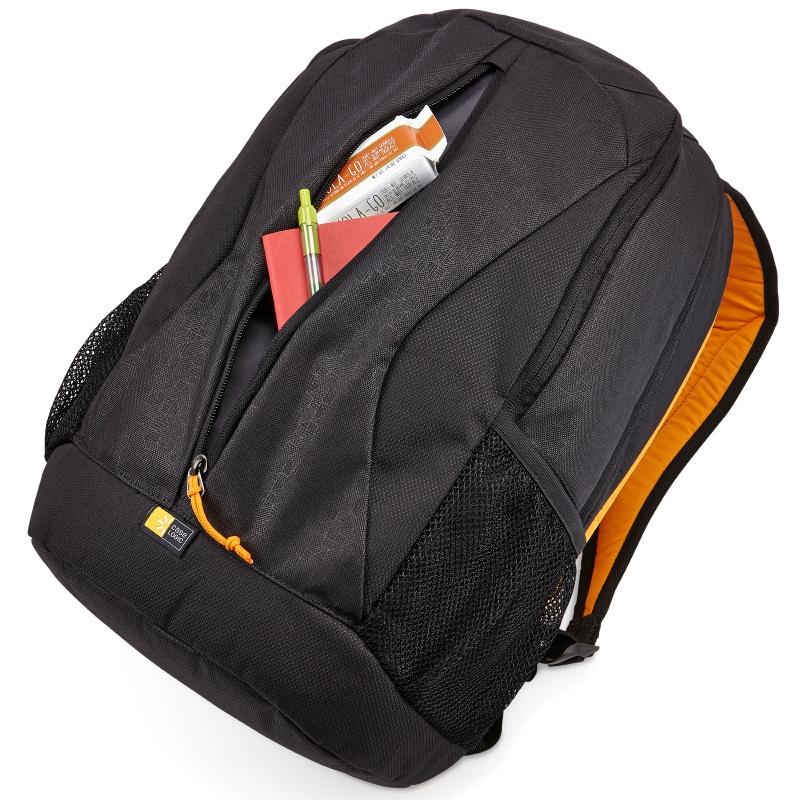 ... Case Logic IBIR-115K Notebook hátizsák 15 - fekete 79d9bc0a08