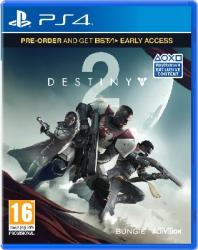 Destiny 2 (PS4) Játékprogram
