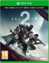 Destiny 2 (Xbox One) Játékprogram