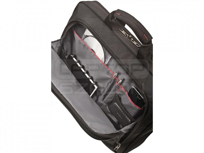 9026d50f8c03 Samsonite Guardit Bailhandle 17,3 fekete laptop táska | Laptopszalon.hu