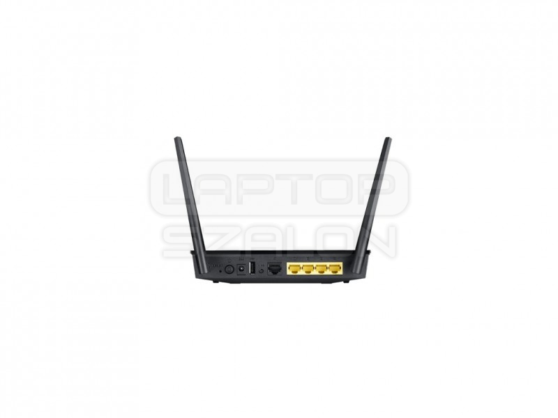 how to connect asus router to a laptop