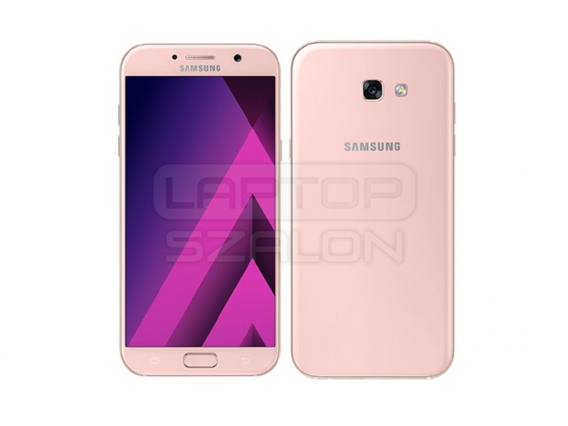 samsung galaxy a5 2017 okostelefon a520 rose gold. Black Bedroom Furniture Sets. Home Design Ideas