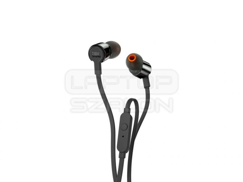 JBL T210 fekete fülhallgató headset  3ce19ef35c