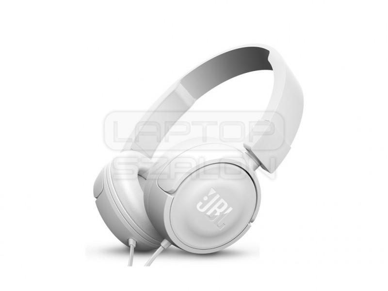 JBL T450WHT fejhallgató headset  f156d68e9b