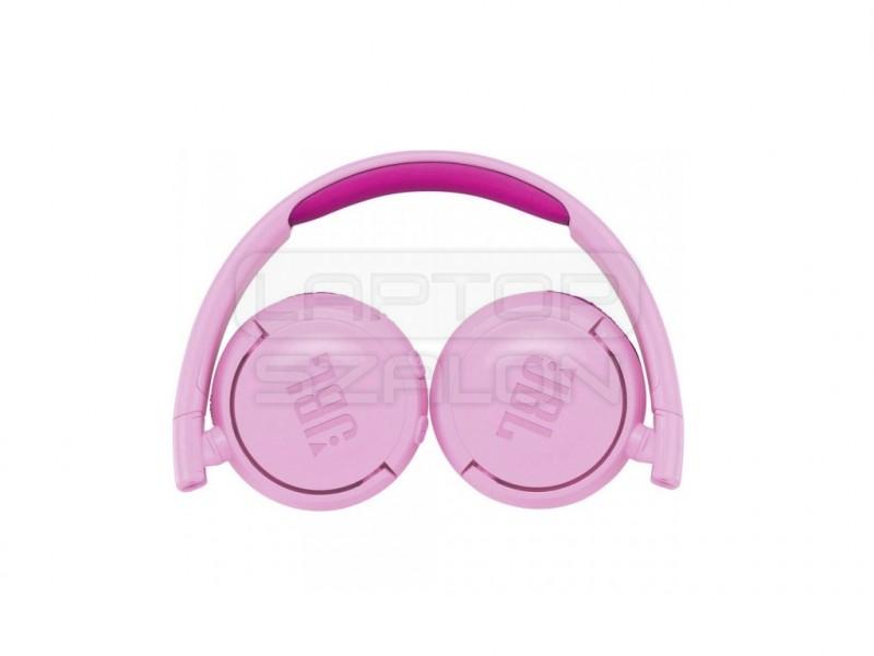 JBL JR300 BTPIK rózsaszín gyerek Bluetooth fejhallgató  37e5514768