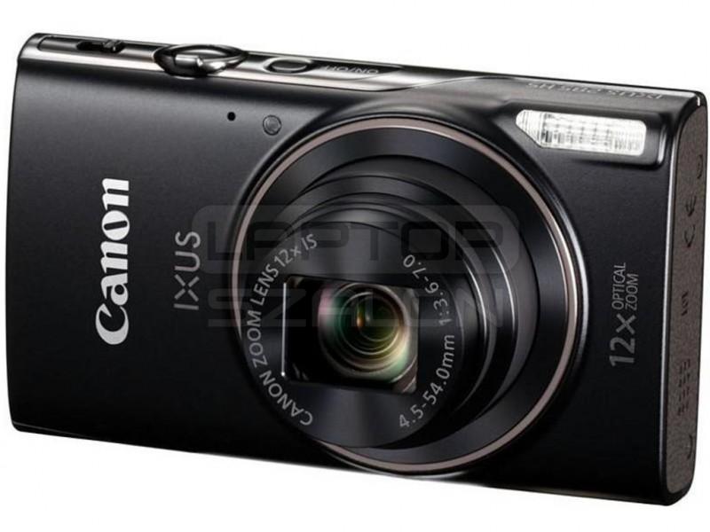 dfb489a9360a Canon IXUS 285 HS fekete digitális fényképezőgép   Laptopszalon.hu