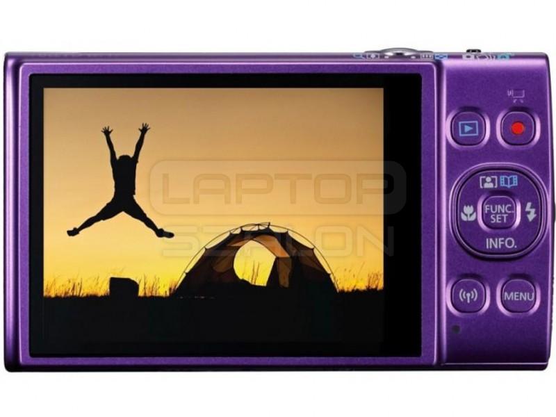 5e0544ae8a17 ... Canon IXUS 285 HS lila digitális fényképezőgép Essential kit - DCC-1350  tok + 8GB