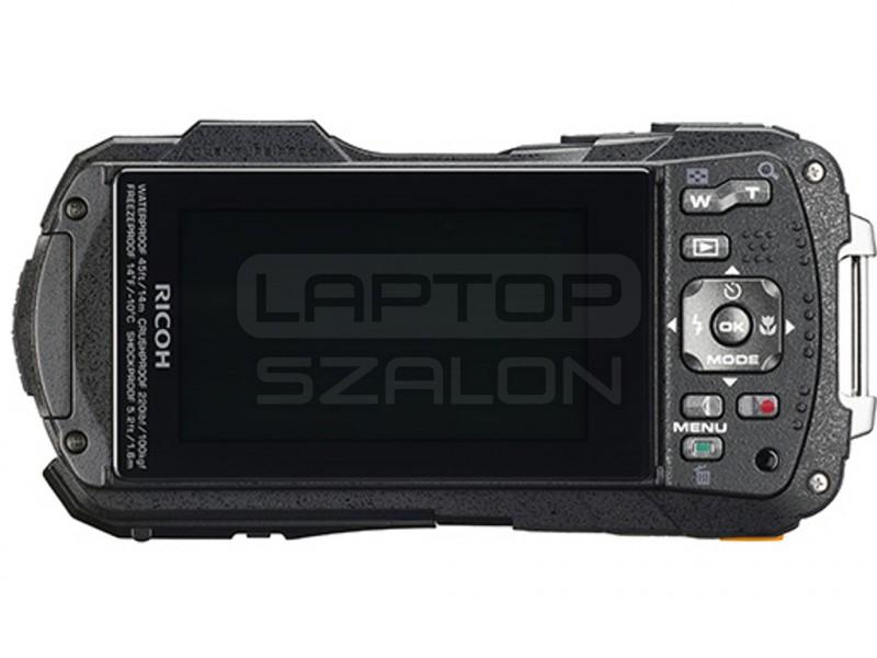 421ef610b367 Ricoh WG-50 fekete fényképezőgép   Laptopszalon.hu