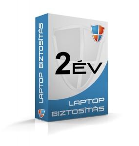 Laptopbiztosítás 2 évre (300e-400e Ft)