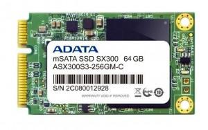 Adata Premier Pro SP300 - 64GB mSATA SSD