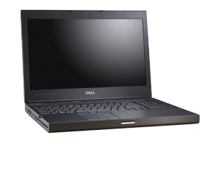 DELL Precision M4600 15.6 FHD Core™ I7-2860QM, 8GB, 500GB, NV Quadro 2000, Win7 PRO használt laptop