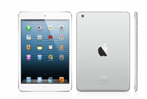APPLE iPad mini (IPS Retina 7.9,2048x1536,1GB RAM,16GB Flash,Apple® A7™ 64bit,Apple iOS 7.X,Wi-Fi,BT) White Retail