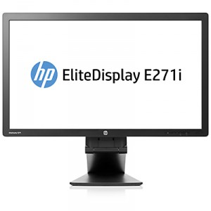 HP EliteDisplay E271i LED Monitor