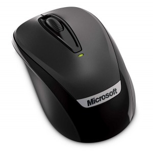 Microsoft Wireless Mobile Mouse 3000 egér