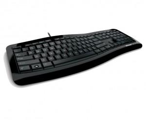Microsoft Comfort Curve Keyboard 3000 billentyűzet