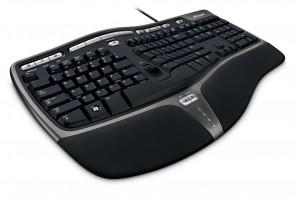 Microsoft Natural Ergonomic Keyboard 4000 billentyűzet