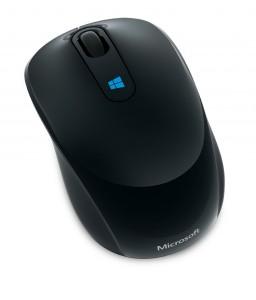 Microsoft Sculpt Mobile Mouse fekete egér