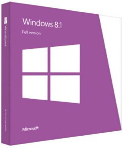 MS Windows 8.1 64bit Magyar OEM DVD