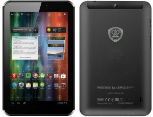 Prestigio MultiPad 2 PRO DUO 7.0 (ARM Cortex A9 Amlogic AML8726-MXS 1.5GHz, Dual Core/1GB DDR3/8GB eMMC/7 col/ Android 4.1 (Jelly Bean)/WIFI)