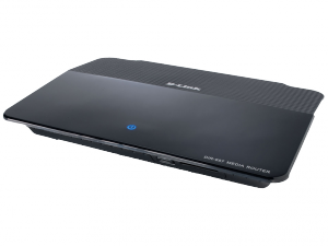 D-Link Wireless N300 HD Media Gigabit Router