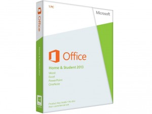 MS Office Home and Student 2013 32/64 bit Magyar OEM PKC
